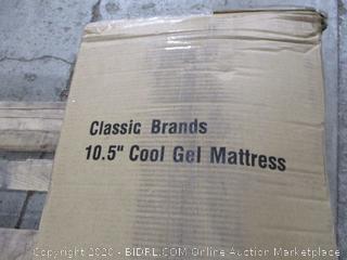 """Classic Brand Queen 10.5"""" Cool Gel Mattress"""