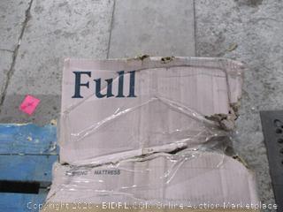 Zinus Full Spring mattress