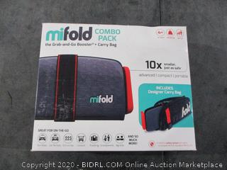 mifold Combo Pack  the grab and go booster