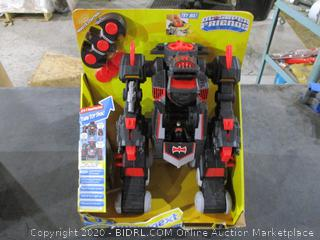 Fisher Price Imaginext Trabsforming batbot