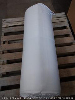 Twin - zinus 28 inch Memory Foam pressure relief green tea mattress