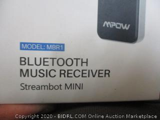 MPOW  Bluetooth Music Receiver  Steambot Mini
