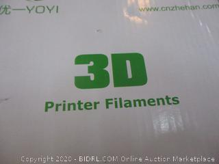 3d Printer Filaments
