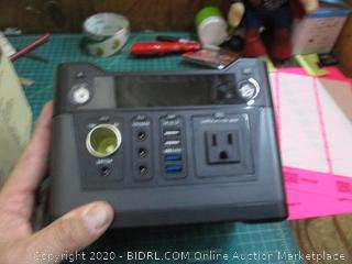 Litnium Battery Portable generator