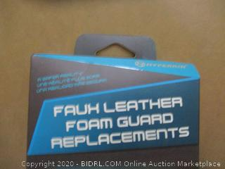 Fauh Leather Foam Guard replacement