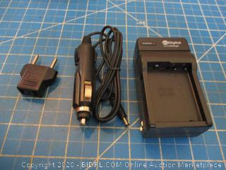 Quick Charge Camera Battery Charger