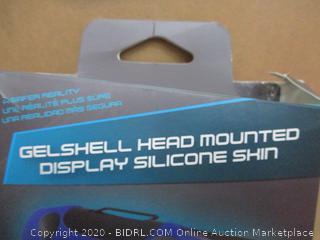Gelshell Head Mounted Display Silicone Shin