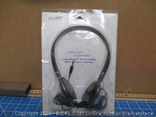 ProHT Lightweight Headphones