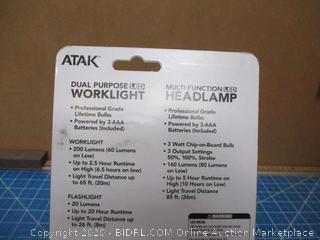 Atak Dual Purpose LED Combo Pack