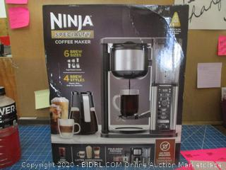 Ninja Specialty Coffee Maker
