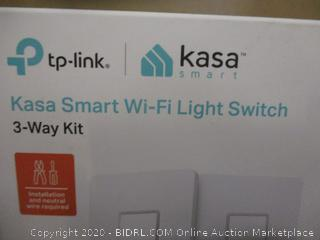 tp-link Kasa Smart WiFi Light Switch 3 way kit