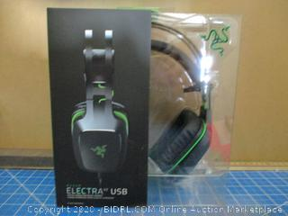 Razor Electra V2 USB Digital Gaming and Music Headset