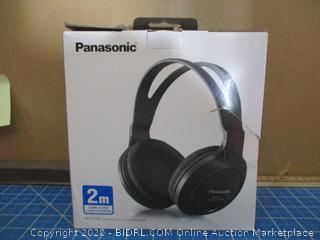 Panasonic Stereo Headphones
