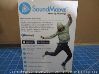 Sound Moovz Motion-Activated Musical Bandz