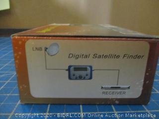 Digital Satelllite  finder