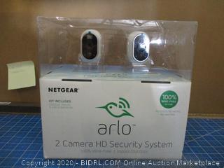 Netgear Arlo 2 Camera HD Security System