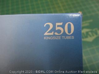 Zen Kingsize Tubes