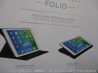 Venture Folio Fold Case with Dual Stand