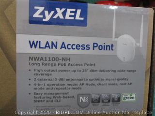 ZyXEL WLAN Access Point