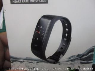 Smart Heart Rate Wristband