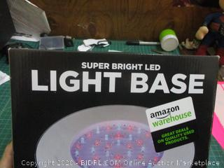 Super Bright LED Light Base