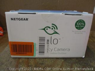 Netgear Arlo Security Camera missing pieces