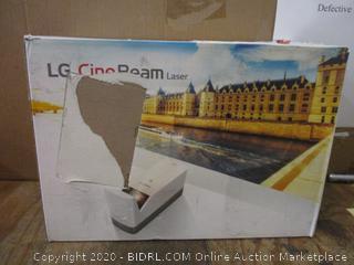 LG Cine Beam Laser