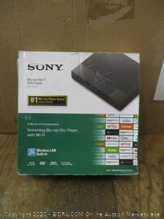 sony Blu Ray /DVD Player