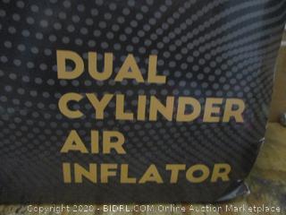 Dual Cyclinder Air Inflator