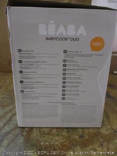 Braba Babycool Plus 4 in 1 Steam Cooker