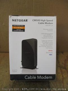 Netgear MC500 High Speed Cable Modem