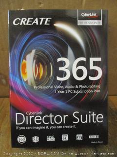 CyberLink Create 365 Director Suite