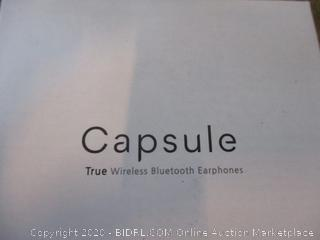 Capsule true wireless Bluetooth Earphones