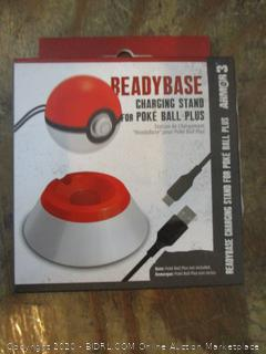 Readybase Charging Stand for Poke Ball Plus