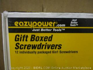 Gift Boxed Screwdrivers