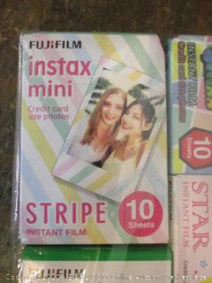 Fujifilm Instax mini accessoy