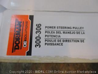 Power Steering Pulley