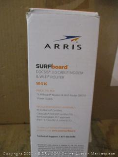 Arris Surfboard Cable Modem & WiFi Router
