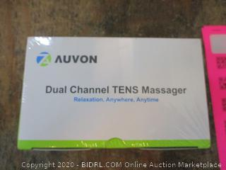 AUVON Dual Channel TENS Massager