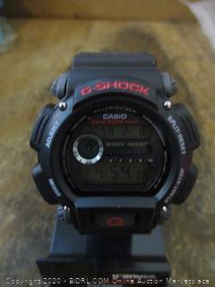G Shock Casio Watch