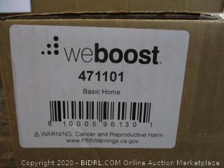 Weboost Basic Home