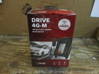 Drive 4G-M Vehicle Cell Signal Booster Kit