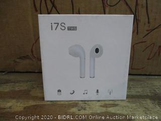 i7S TWS Wireless Earbuds  missing pieces