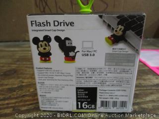 disney Flash Drive  USB 3.0 16GB