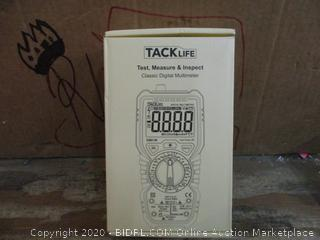 TackLife Test, Measure & Inspect Classic Digital Multimeter
