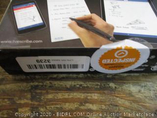 Livescribe 3 Smart Pen