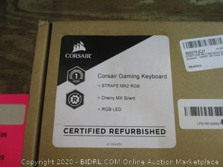 Corsair Gaming Keyboard