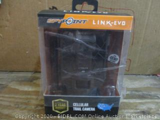 Spypoint Link-evd Cellular Trail camera