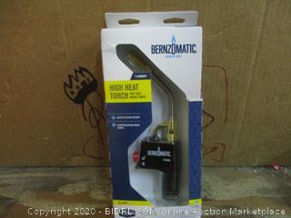 Bernzomatic High Heat Torch