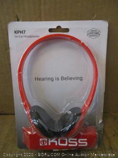 KOSS On Ear Headphones